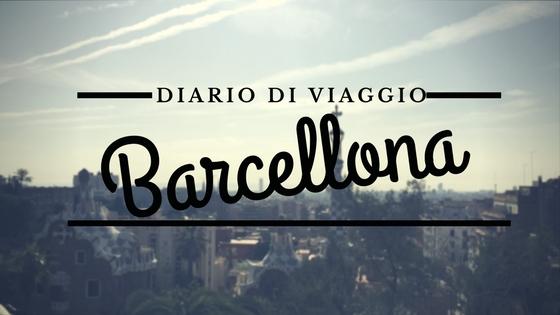 Barcellona: diario diviaggio