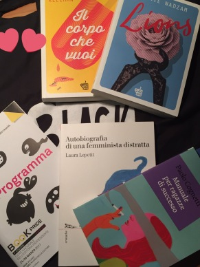 Book Haul, book pride, black coffee, nottetempo, minimum fax, my po blog, fiere, recensioni, novità, lettura, programma, leggere, fiere editoria, leggo indipendente, tempo di lettura,