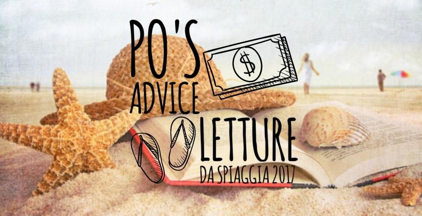 Po's Advice: Letture da Spiaggia2017