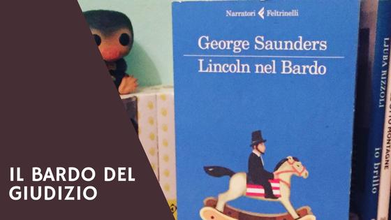 """""""Lincoln nel Bardo"""" di GeorgeSaunders"""