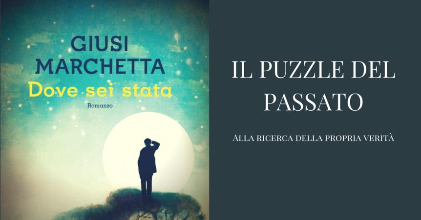 """""""Dove sei stata"""" di GiusiMarchetta"""