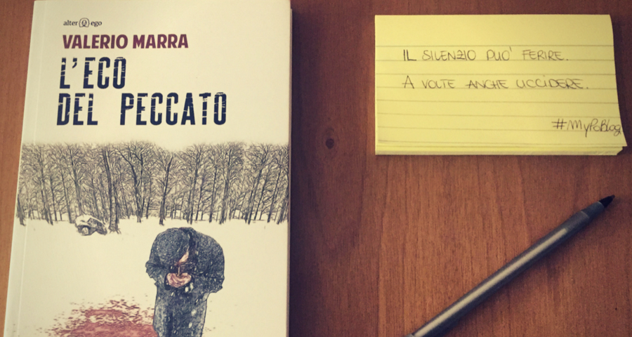 """""""L'eco del peccato"""" di ValerioMarra"""