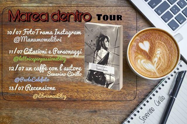 """Blog Tour: """"Un caffè con l'autore: SeverinoCirillo"""""""